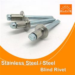 stainless steel/steel blind rivet